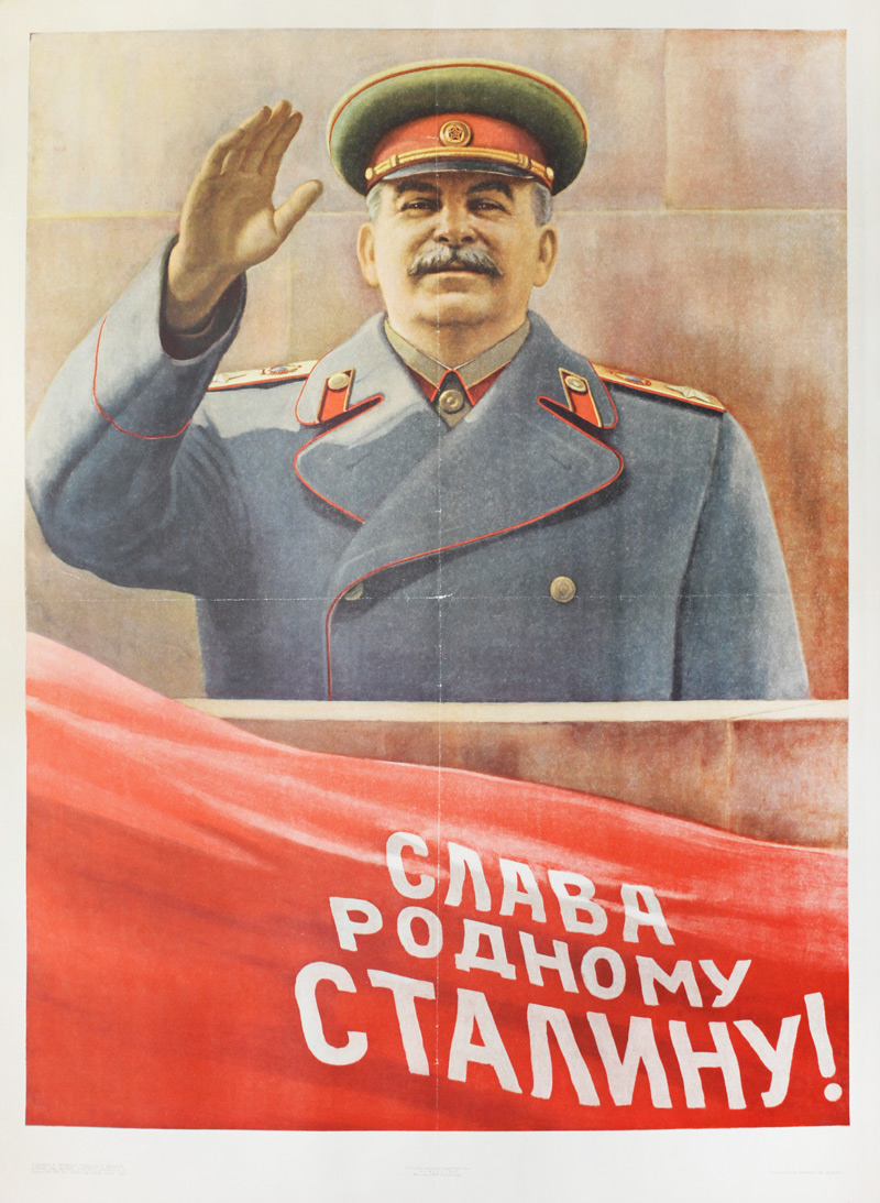 Glory To Our Stalin